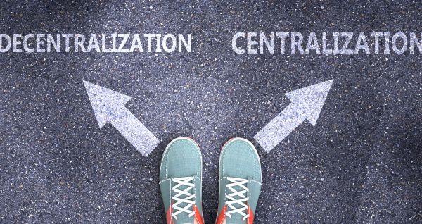 ITx Café #2 : Centralisation stratégique, Décentralisation opérationnelle